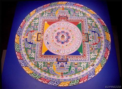 mandalas budistas de sal 4