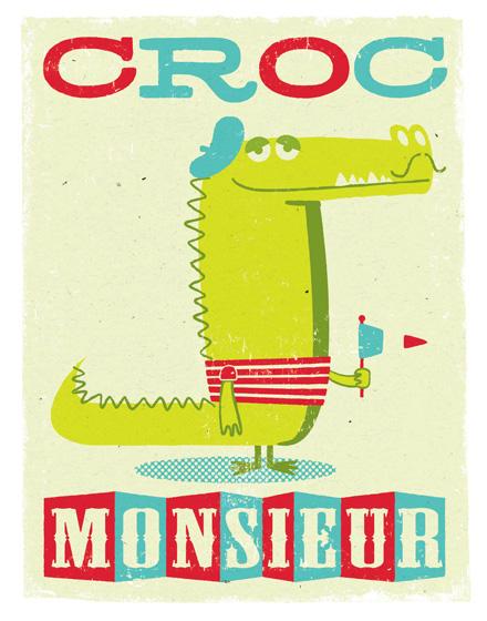 CrocMonsieur