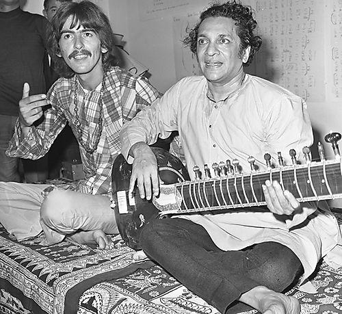 george-Harrison-Ravi-Shankar