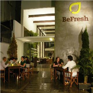be fresh 1
