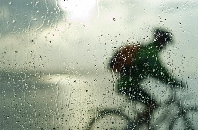 bike na chuva