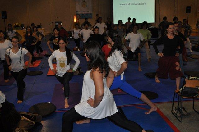 Turmona de yogaterapia e ayurveda