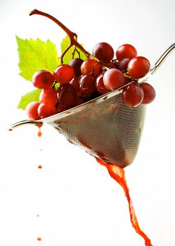 Red grape juice