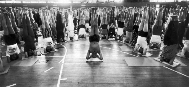 Iyengar Yoga Convention, London